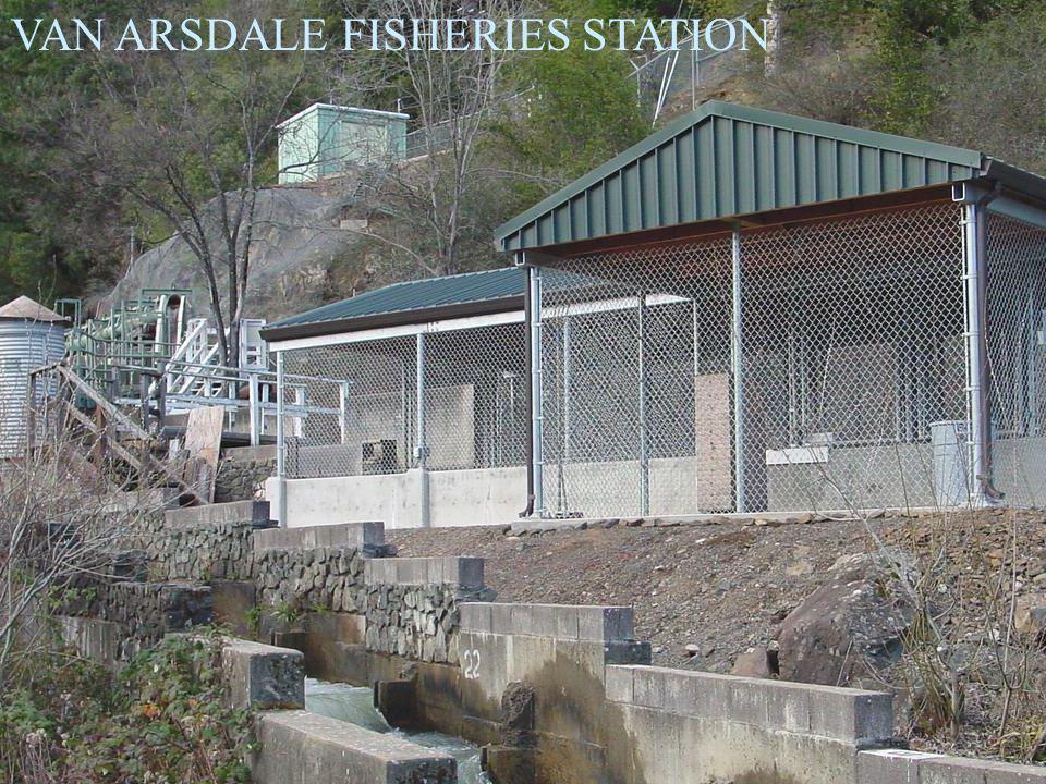 VAN ARSDALE FISHERIES STATION