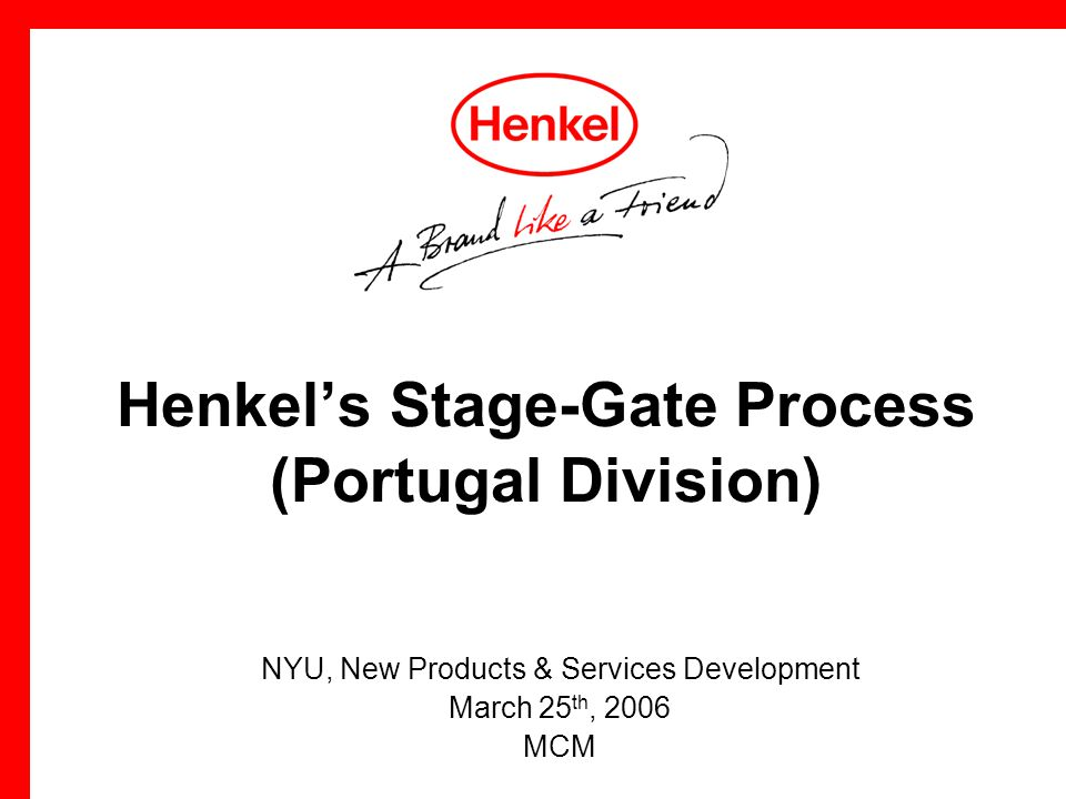 Henkel is a leader with brands and technologies that make people s lives easier, better and more beautiful.
