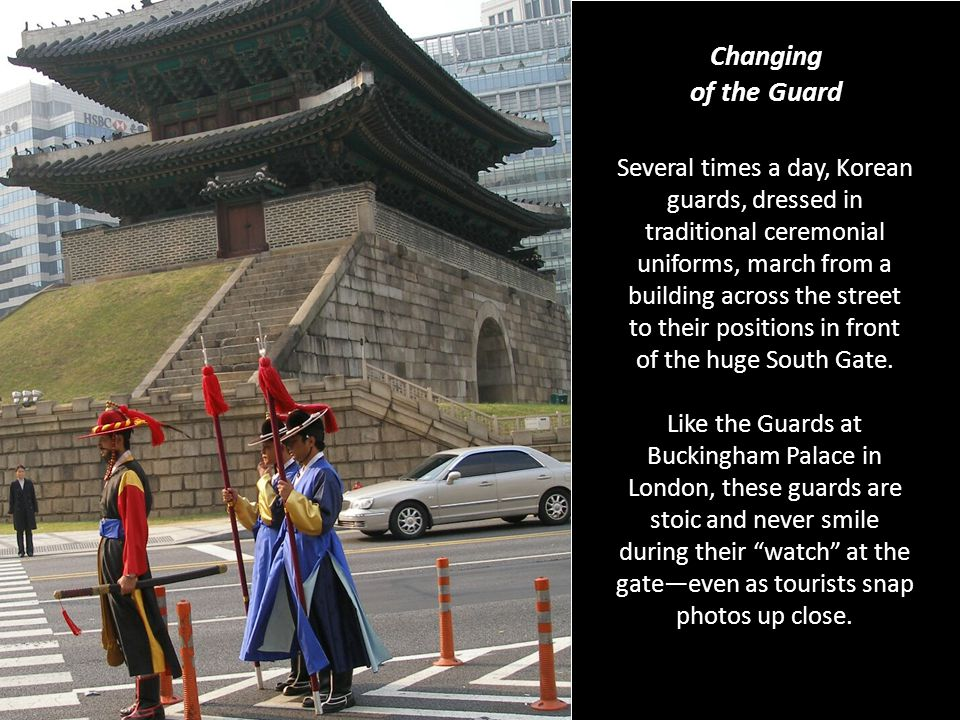 The Watchman (Pasu) Ceremony, conducted daily by the guards, was considered just as important as the guarding of the Royal Palace.