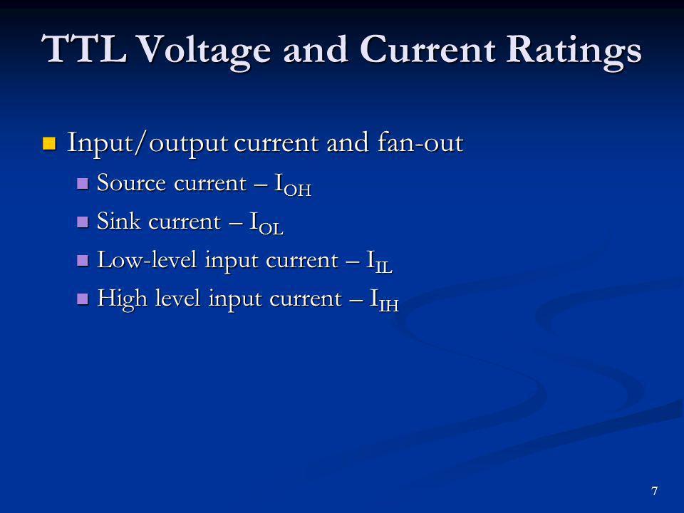 Interfacing Logic Families CMOS to TTL CMOS to TTL 41
