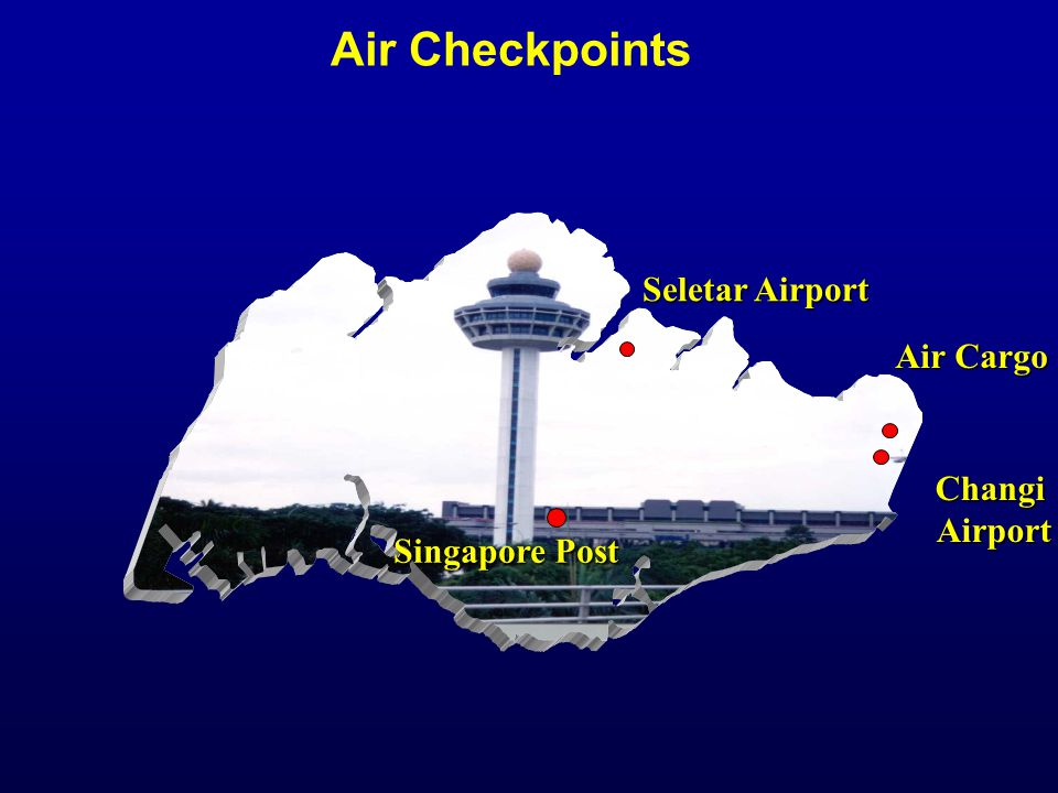 Air CheckpointsChangi Airport Airport Air Cargo Seletar Airport Singapore Post