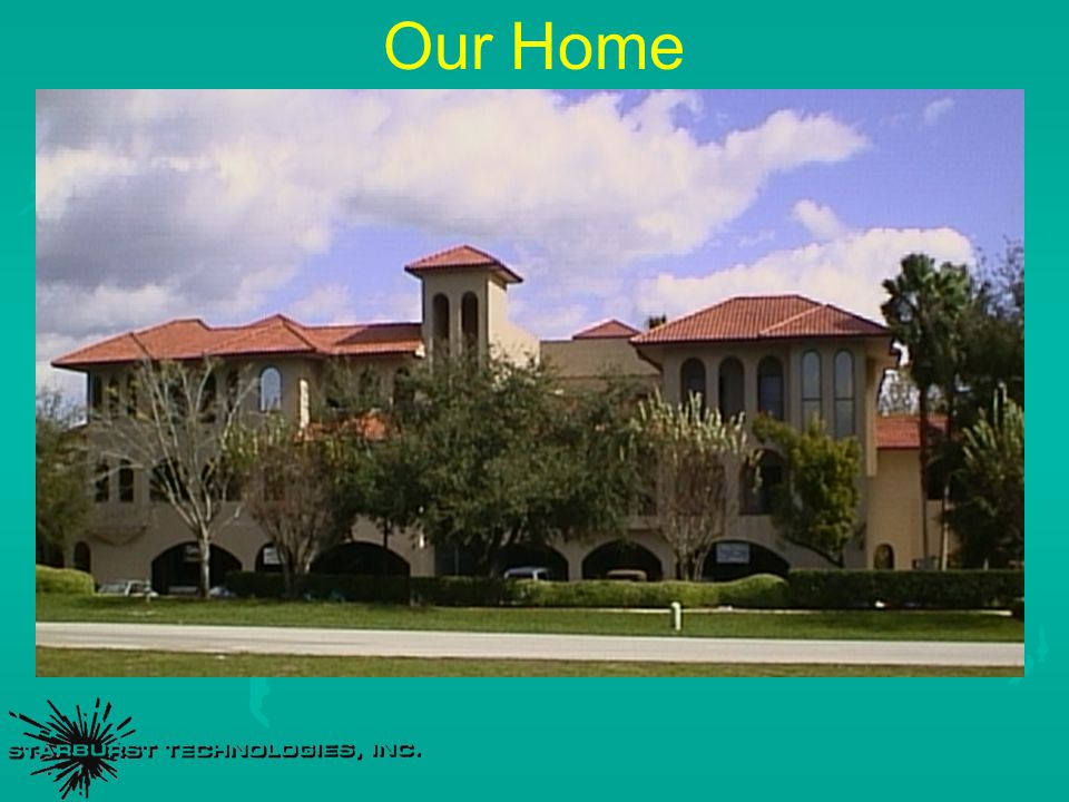 Our Facility u We lease 3,700 Sq.Ft. of Office Space.