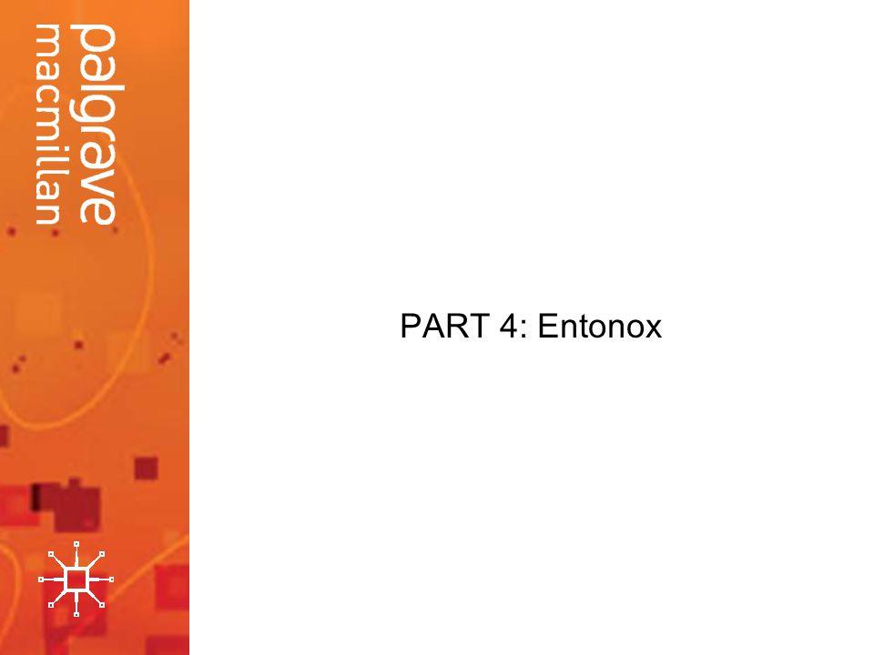 PART 4: Entonox
