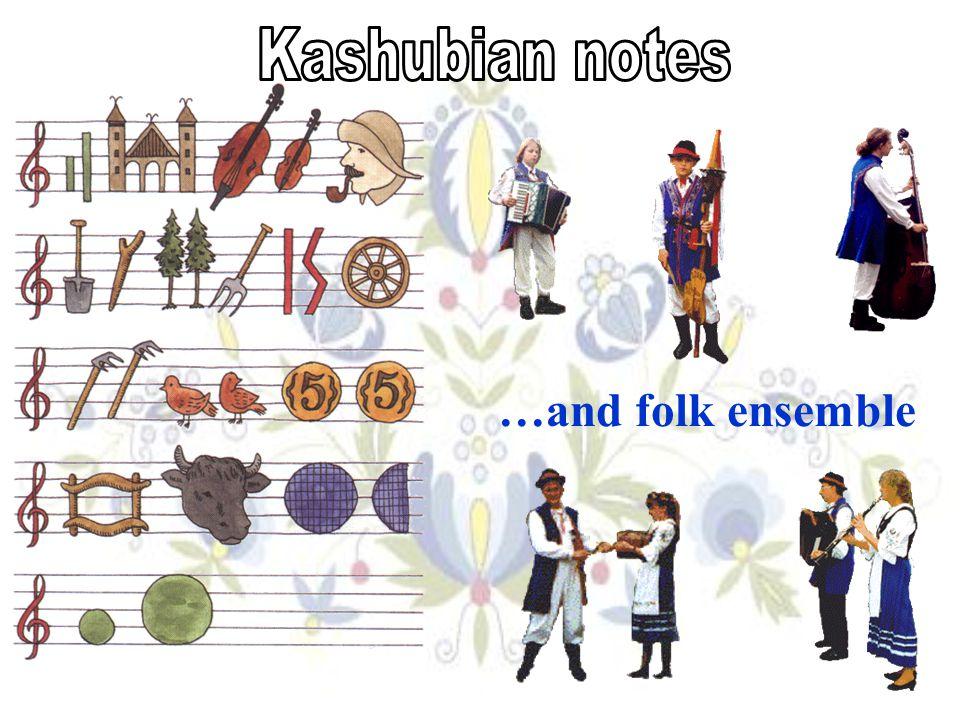 …and folk ensemble