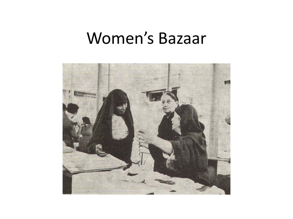 Womens Bazaar