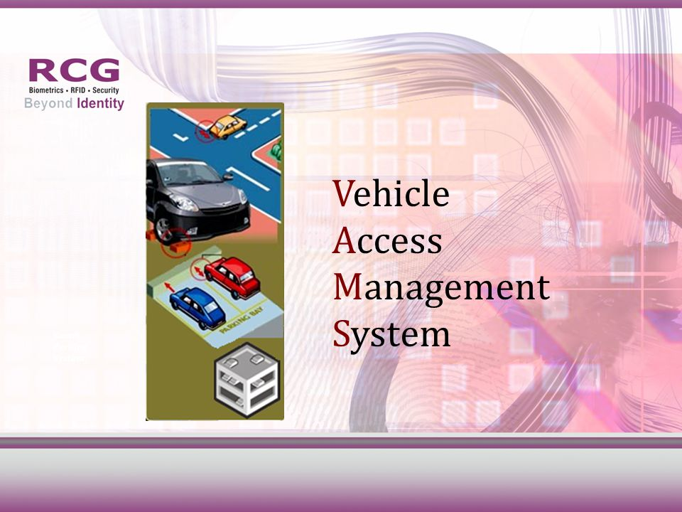 Vehicle Access Management System Smart Parking System