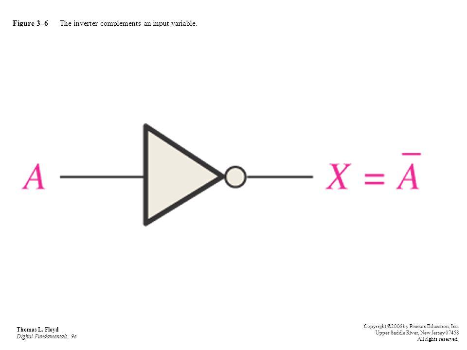Figure 3–27 Thomas L.Floyd Digital Fundamentals, 9e Copyright ©2006 by Pearson Education, Inc.