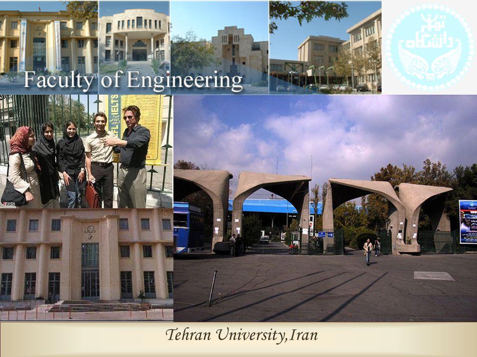 Tehran University,Iran Biggest Clock in the World