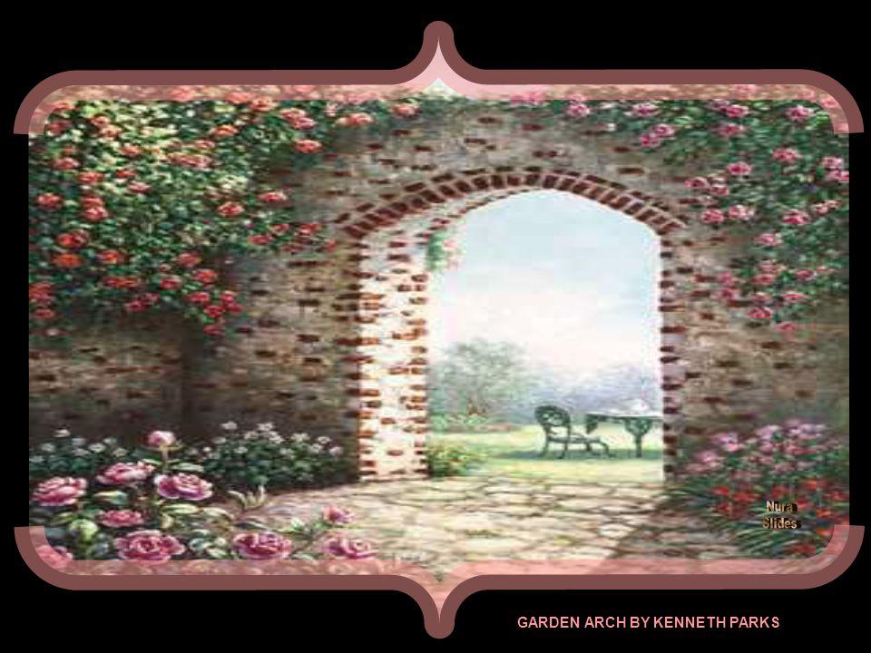 GARDEN ARCH BY KENNETH PARKS