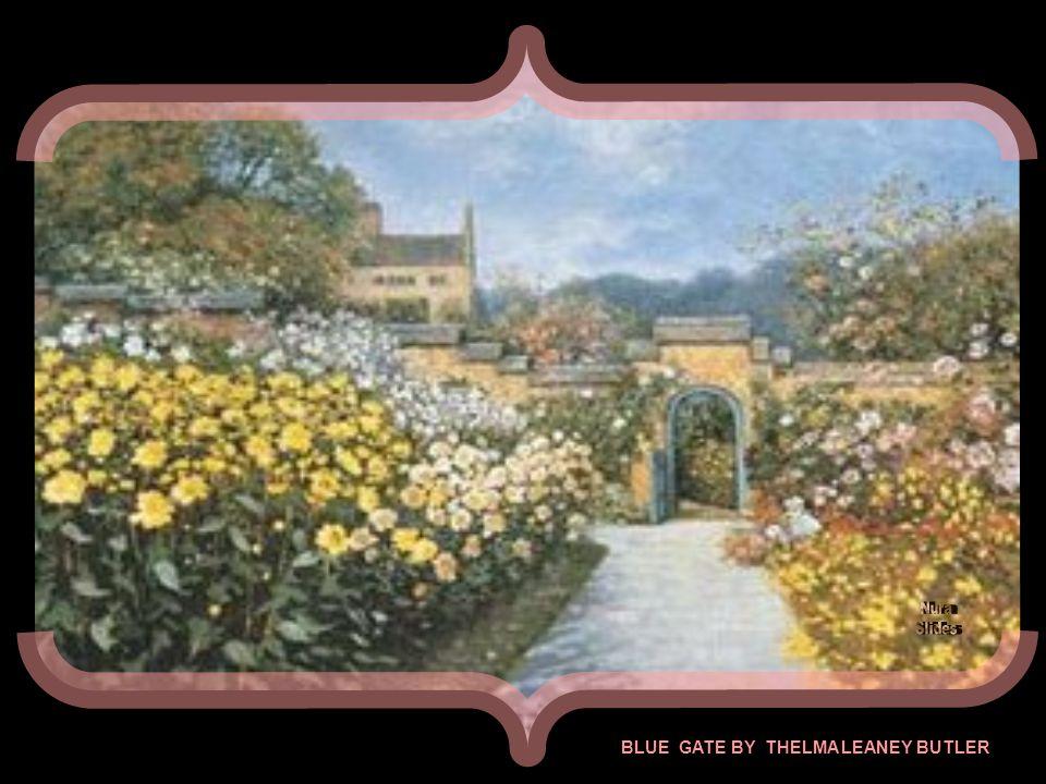 GATEWAY SOLITUDE - ART PRINT