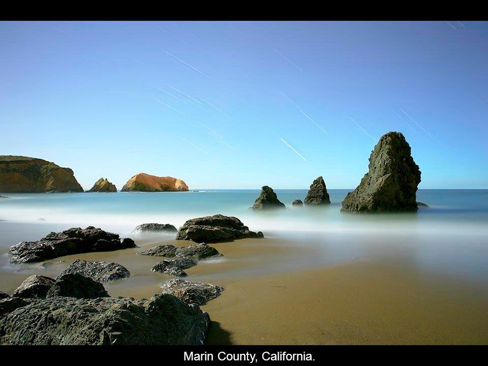 Marin County, California.