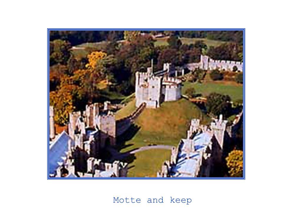 Norman castle 11 th century