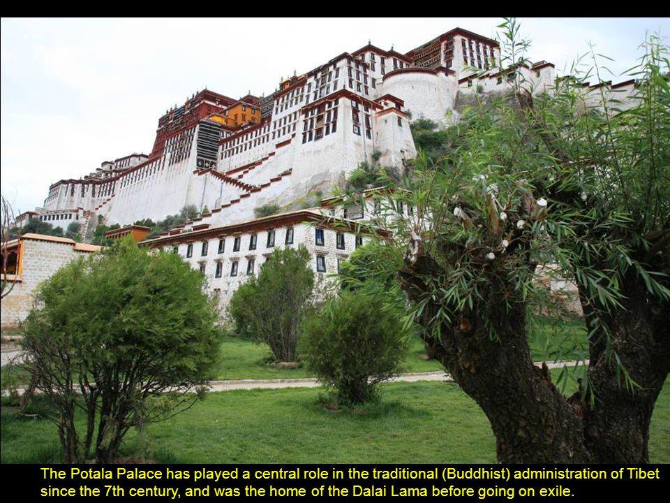 Tibet Photographed by Jair (Yair) Moreshet 2006
