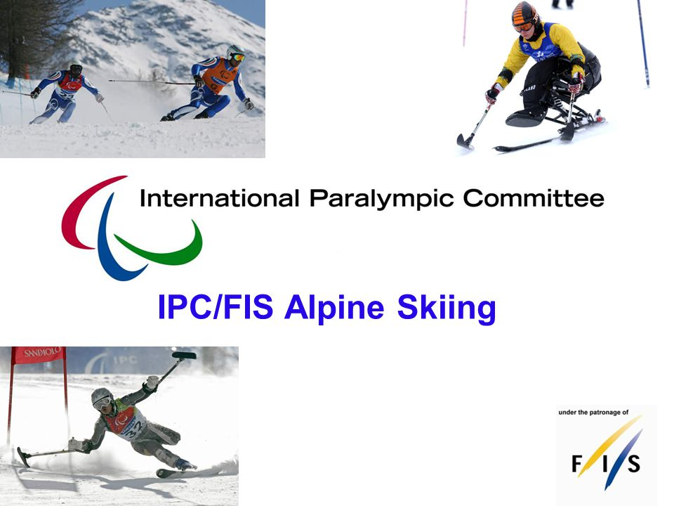 Over the past years the sport of alpine skiing for the disabled has developed rapidly.
