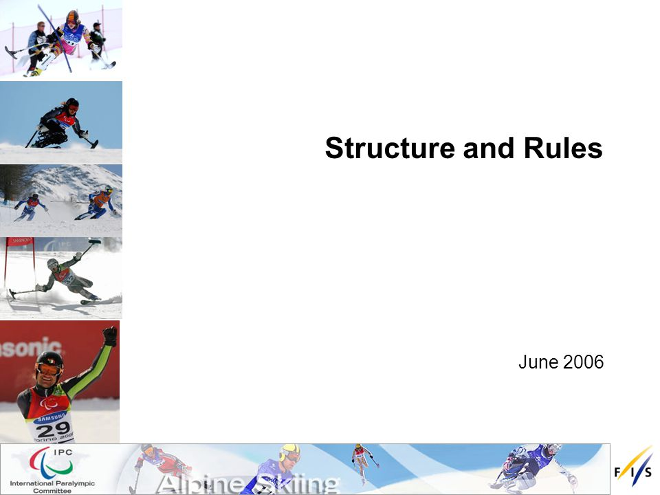 IPC Sports Assembly Executive Committee (SAEC) Alpine and Nordic Skiing To accomplish the tasks and responsibilities for the management of Alpine and Nordic Skiing for skiers with a disability as per the IPC Handbook.
