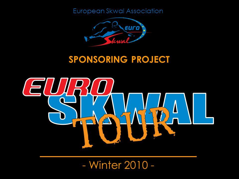 presentation skwal riding A.E.S. EuroSkwalTour partnership