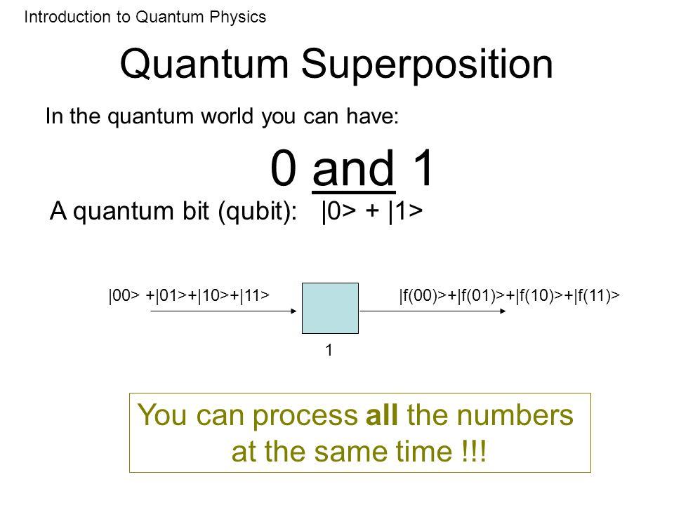 Building a Quantum Computer 1.Opticsqubits = polarization 2.Atoms qubits = electron energy levels 3.Moleculesqubits = nuclear spins 4.QDotsqubits = electron charge Quantum Hardware