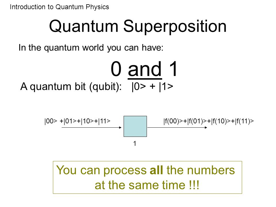 Deutsch-Jozsa algorithm Quantum Algorithms Constant: f c | >=±(|000>+|001>+|010>+|011>+|100>+|101>+|110>+|111>) Balanced: f b | >=|000>-|001>+|010>+|011>-|100>-|101>+|110>-|111> |0>+|1>, |0>-|1> are distinguishable |0> |1> |0>+|1> |0>-|1> The sign matters Reminder: