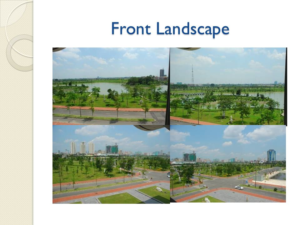 Front Landscape