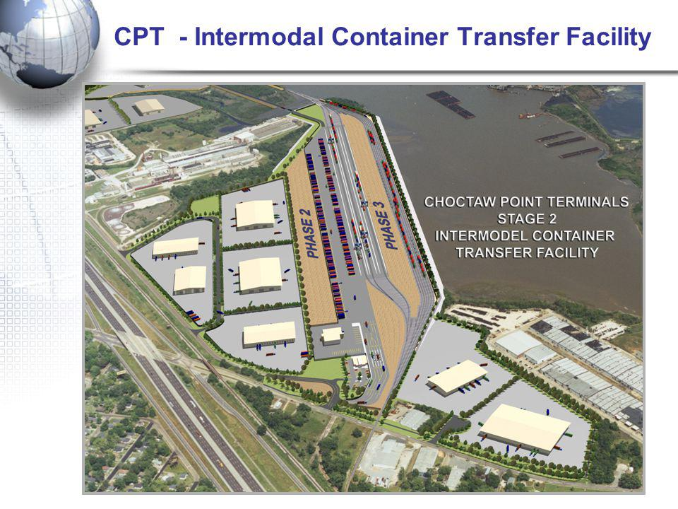 CPT - Intermodal Container Transfer Facility