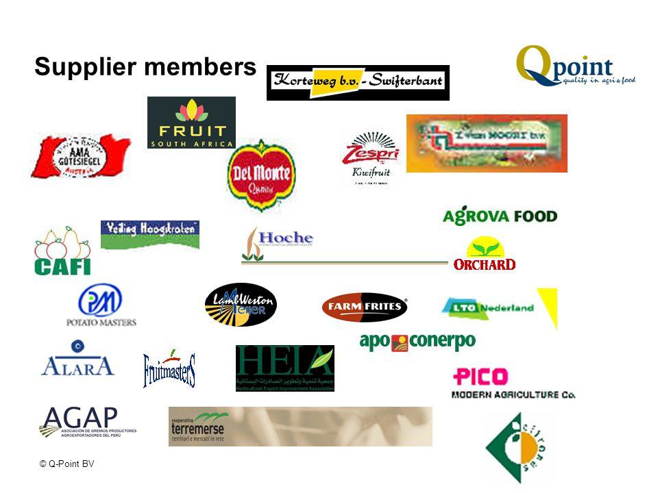 Supplier members