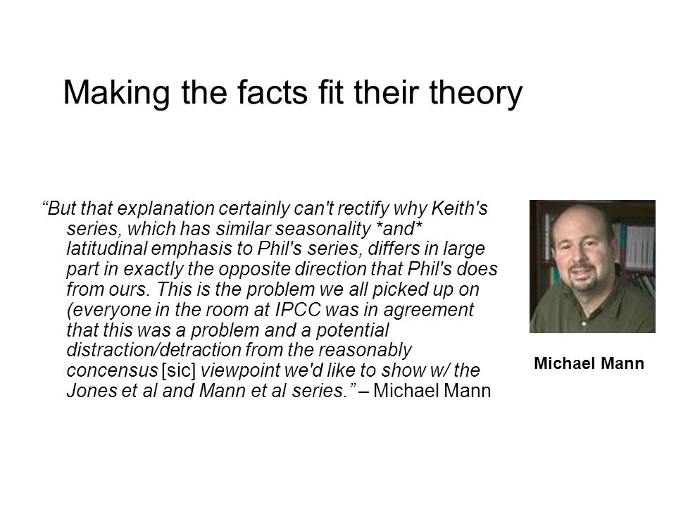 IPCC scientists agree that Emission Trading Schemes are stupid.