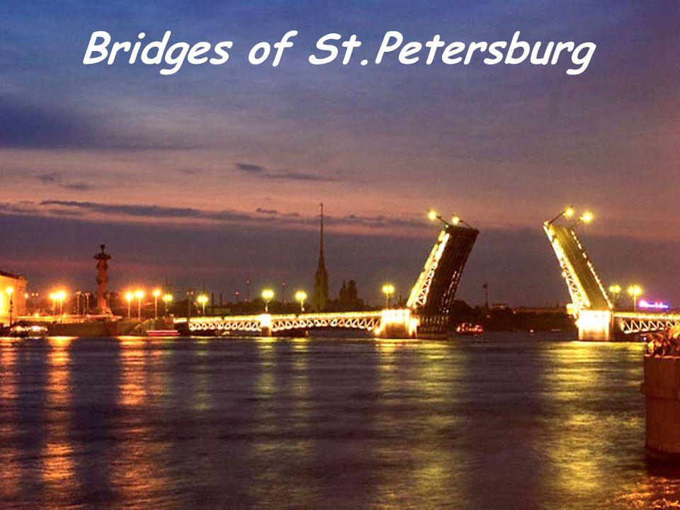 Bridges of St.Petersburg