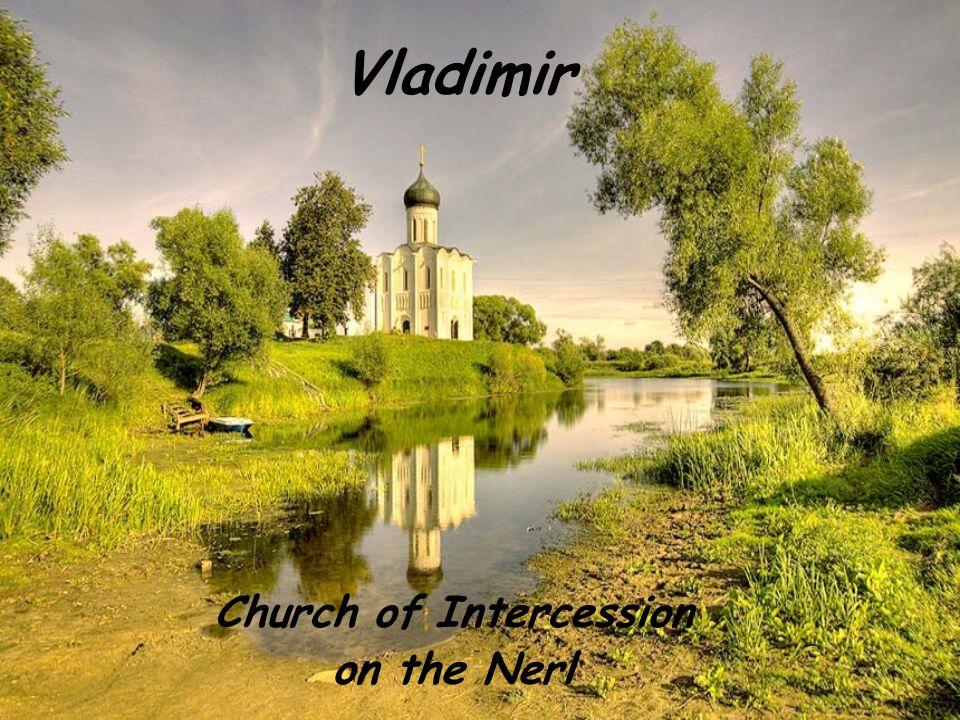 Vladimir Church of Intercession on the Nerl