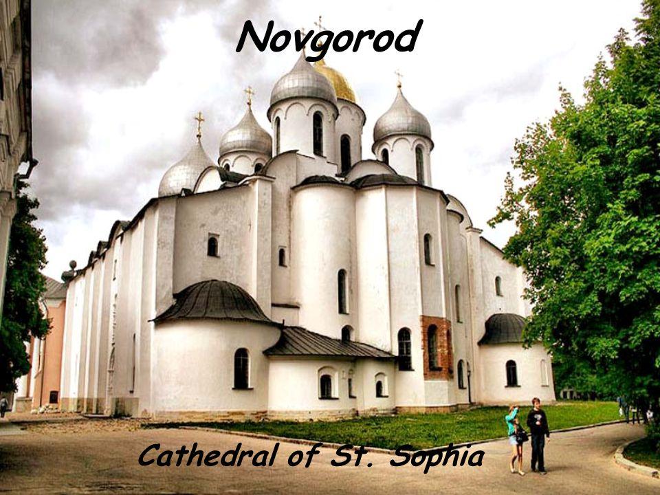 Novgorod Cathedral of St. Sophia