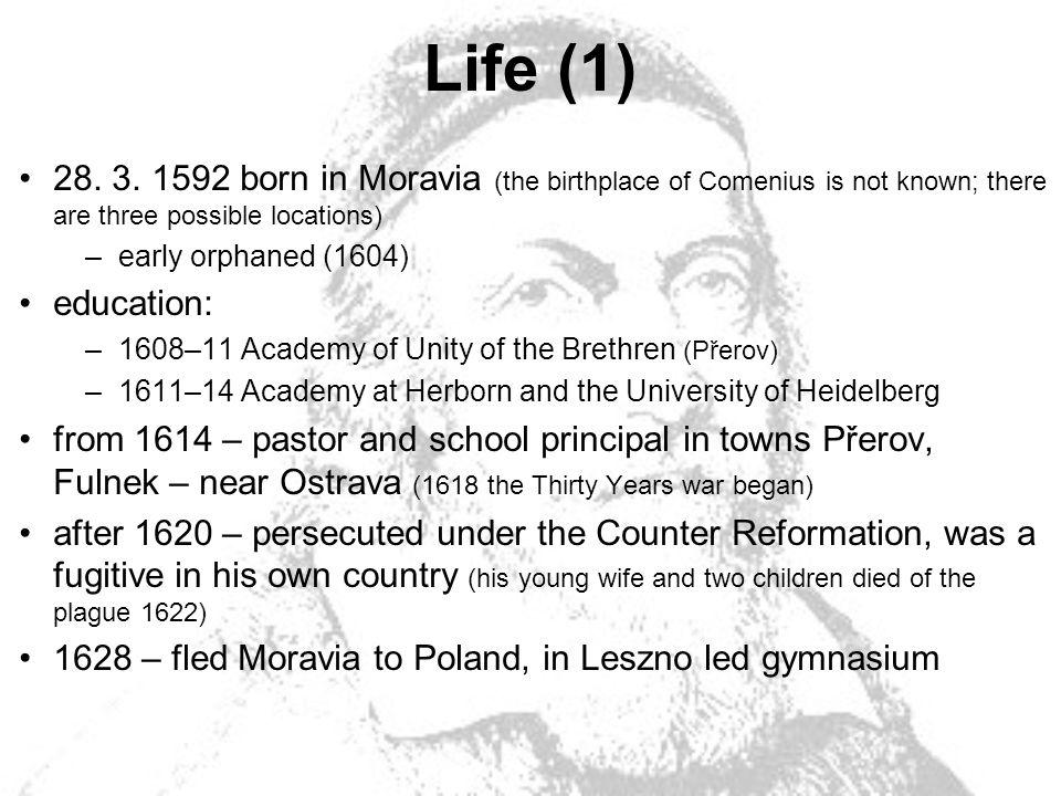 Life (1) 28. 3.