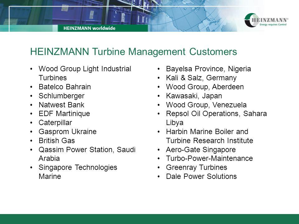 Wood Group Light Industrial Turbines Batelco Bahrain Schlumberger Natwest Bank EDF Martinique Caterpillar Gasprom Ukraine British Gas Qassim Power Sta