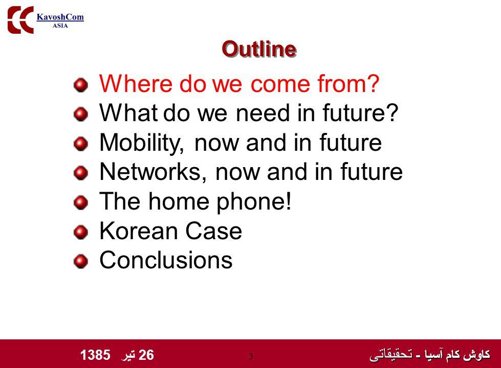 کاوش کام آسیا - تحقیقاتی کاوش کام آسیا - تحقیقاتی 26 تیر 1385 3 Where do we come from.