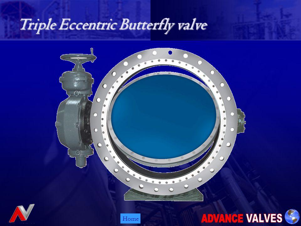 Home Triple Eccentric Butterfly valve Triple Eccentric Butterfly valve