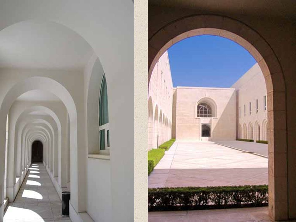 The Courtyard of the Arches