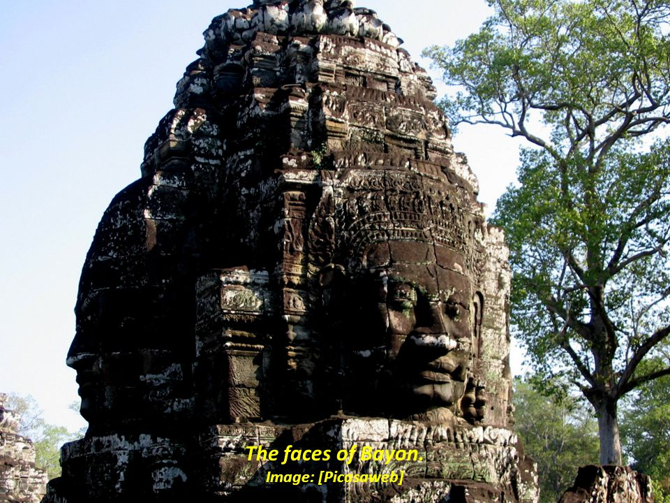 Entrance to Bayon. Image: therefromhere [Flickr]