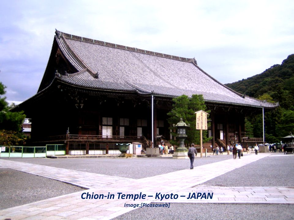 Chion-in Temple – Kyoto – JAPAN Image:[Picasaweb]
