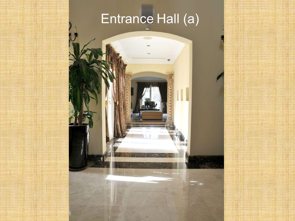 Entrance Hall (a)