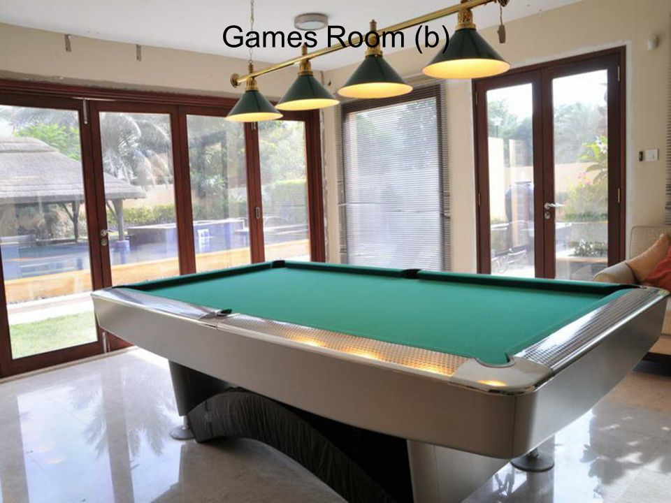 Games Room (b)