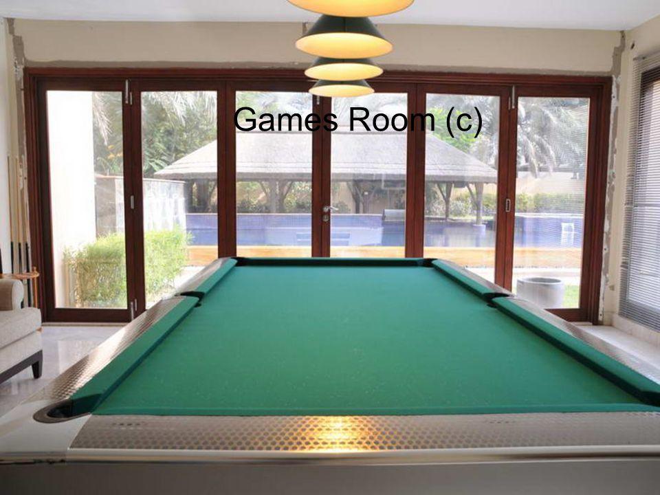 Games Room (c)
