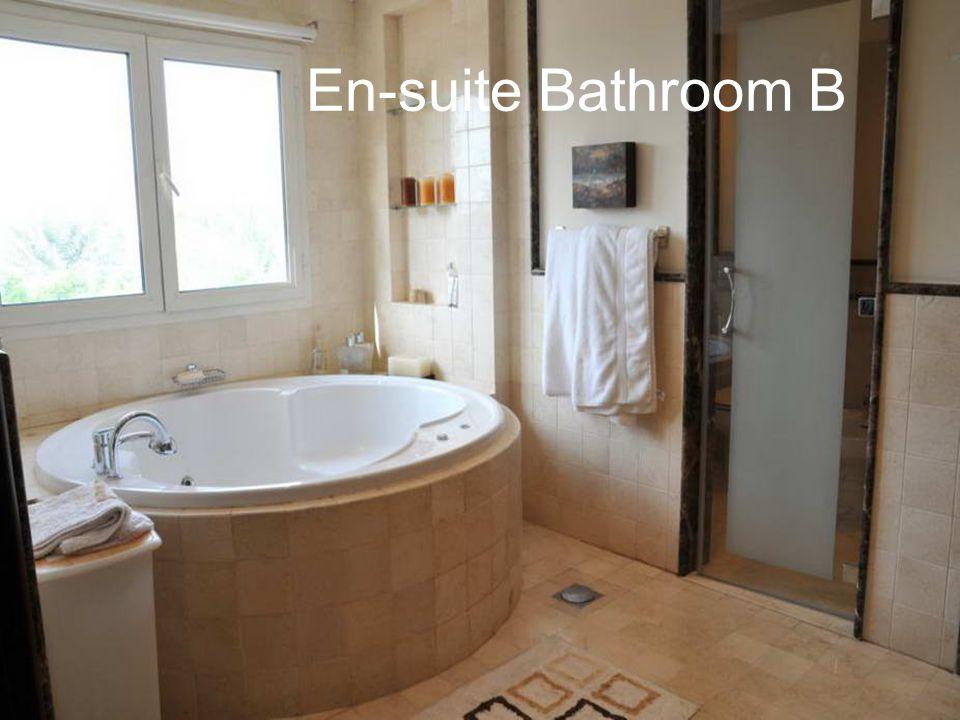 En-suite Bathroom B