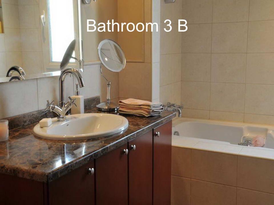 Bathroom 3 B