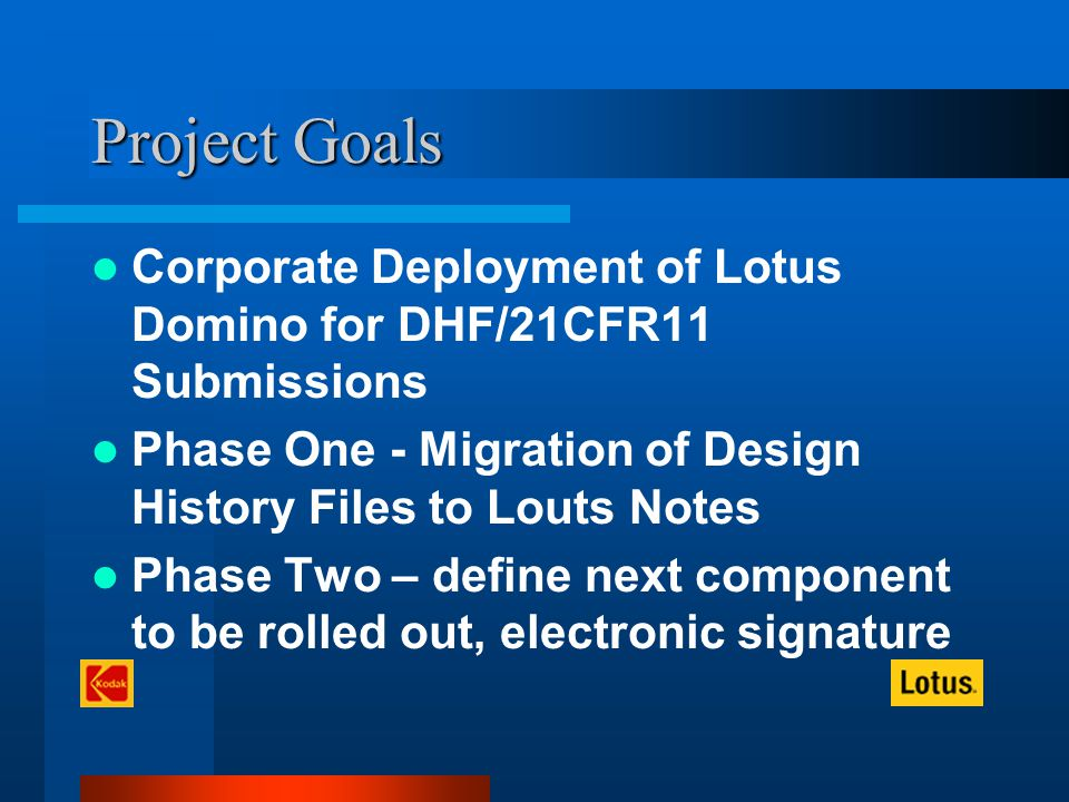 General Description Identify the desired forms and workflow for sites.