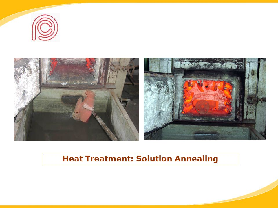 Heat Treatment: Solution Annealing