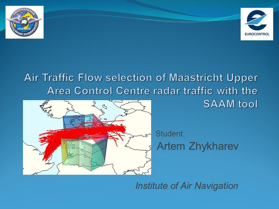 Student: Artem Zhykharev Institute of Air Navigation