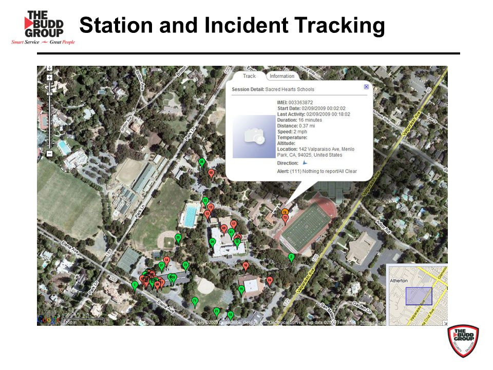 Station and Incident Tracking