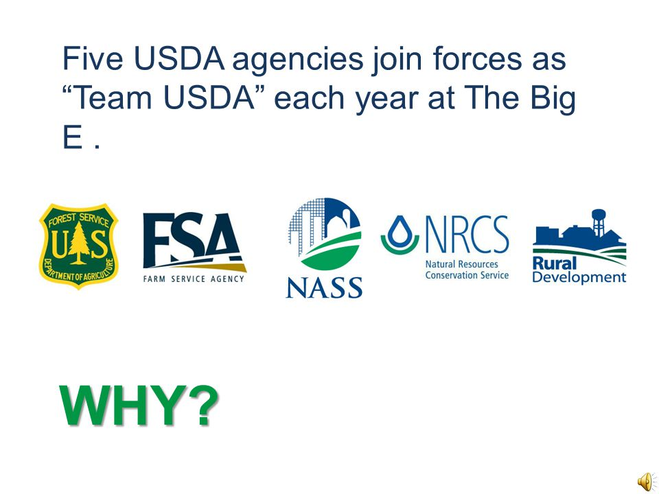 USDA is an equal opportunity employer and provider.