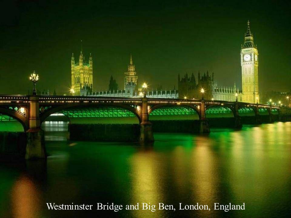 پل های زیبای جهان Old Man
