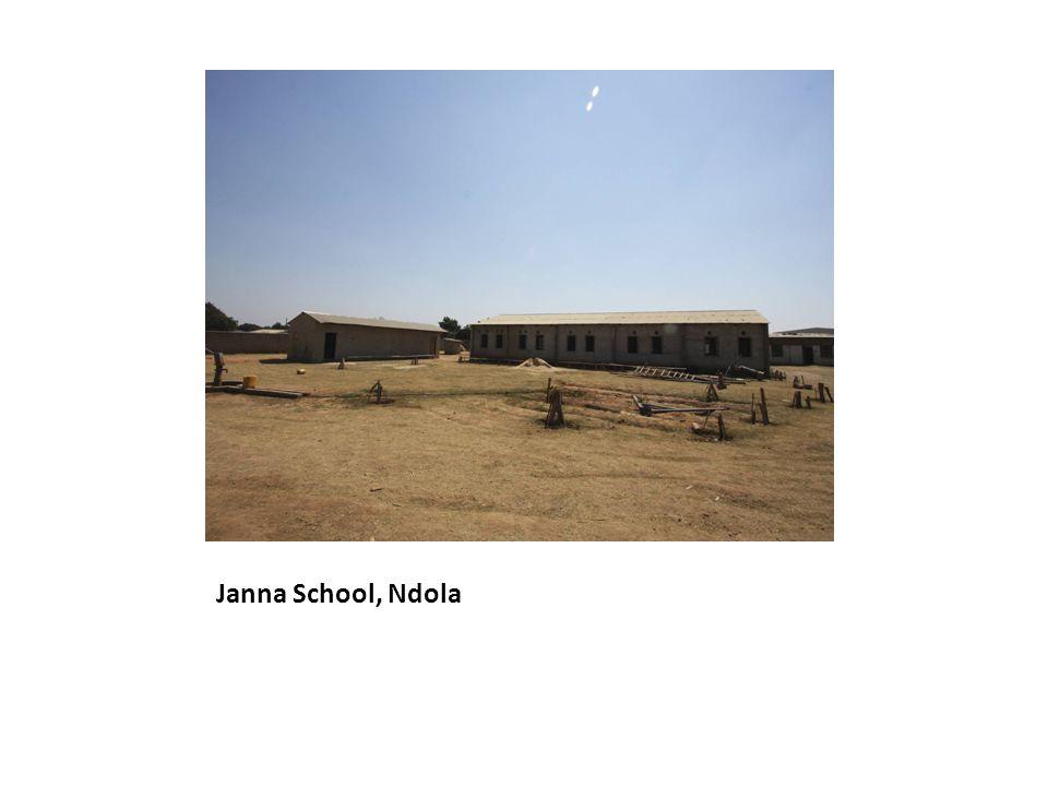 Janna School, Ndola