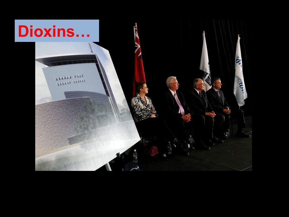 Dioxins…