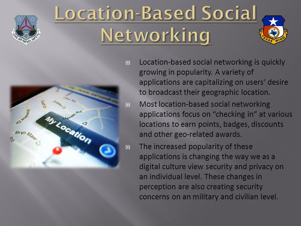 Location-based social networking is quickly growing in popularity.